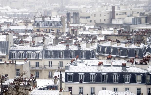 Before Paris's Modern-Day Studios, There Were Chambres de Bonne