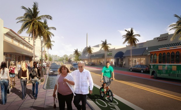 Redesigning the Iconic Thoroughfare at the Heart of Little Havana