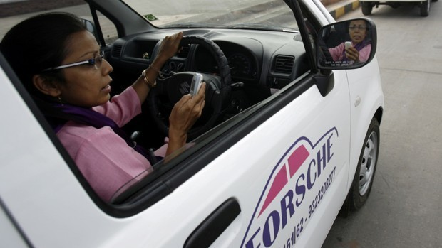 What Happened to All Those Women Taxi Drivers in India?