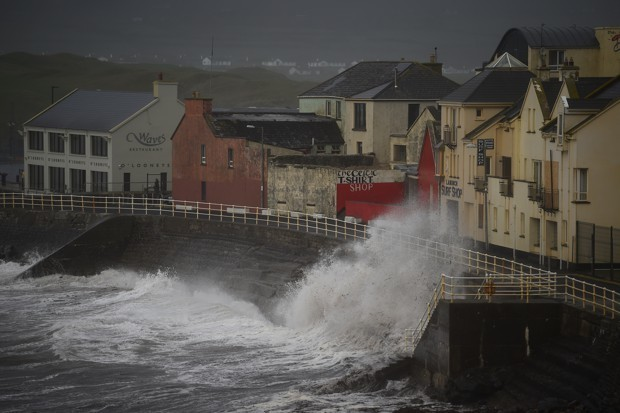 Ireland Buckles up for Stronger Storms