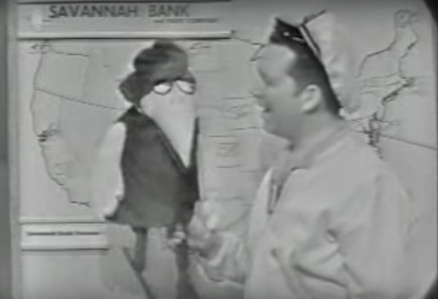 A Brief History of Local TV Weather Reports