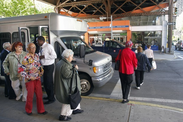Older People Will Need Much Better Transit