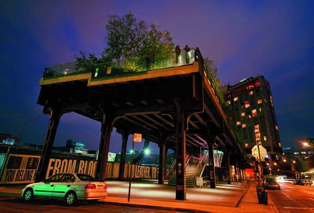 Making The High Line