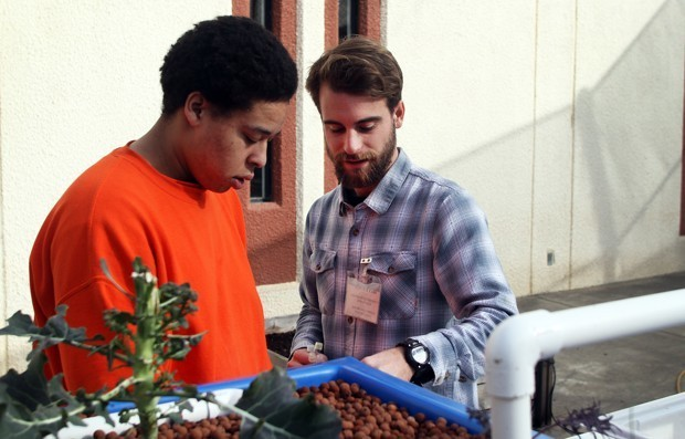 Why So Many Jails Are Embracing Aquaponics