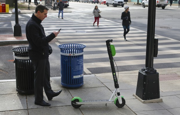 Electric Scooters Aren't a Transportation Revolution Yet