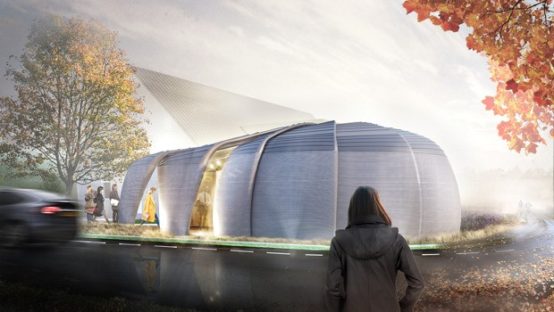Is the Revolution of 3D-Printed Building Getting Closer?