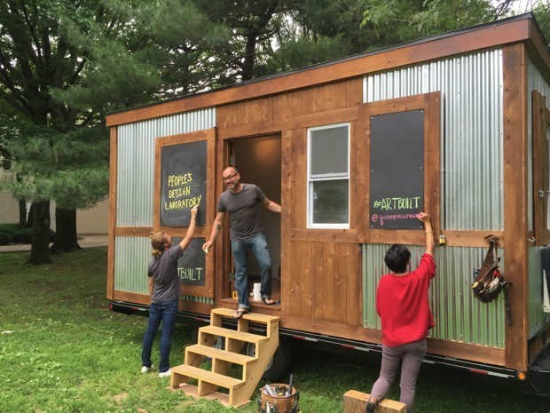 Forget Tiny Houses—It's Time for Tiny Artist Studios