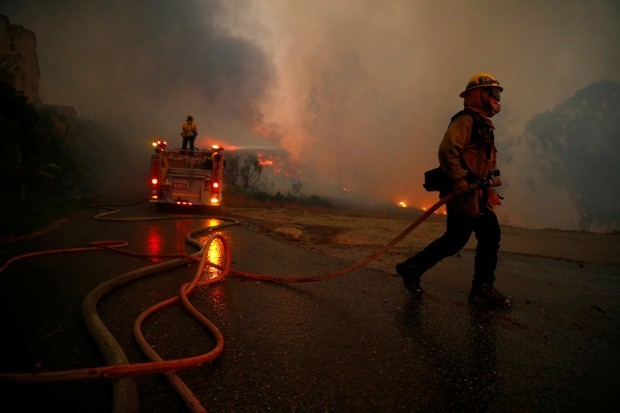 Communities of Color Are More Vulnerable to Wildfire