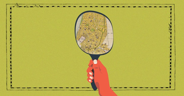 Mapping My Life Through a Changing Tel Aviv