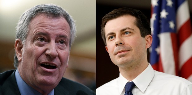 Two Mayors-For-President, Head to Head