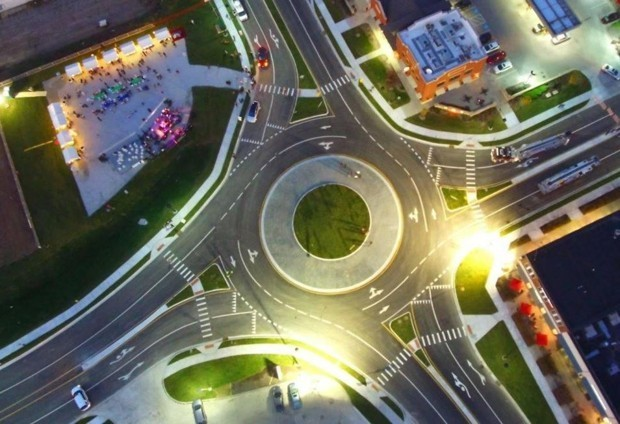 All Hail Carmel, Indiana, America's King of Roundabouts