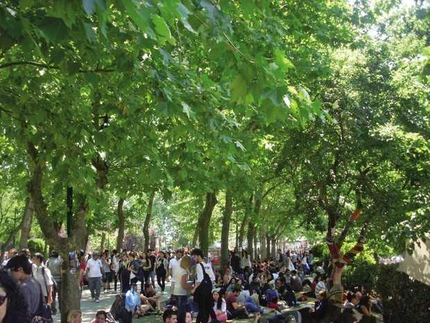 What Public Squares Mean for Cities