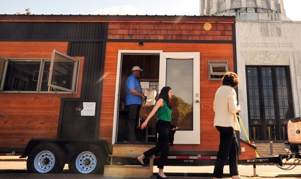 How Amazon Could Transform the Tiny House Movement