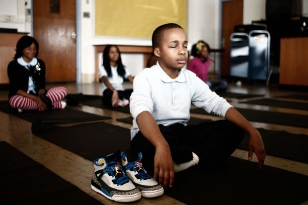 What Mindfulness Does for Urban Kids
