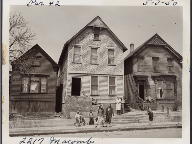 Capturing Black Bottom, a Detroit Neighborhood Lost to Urban Renewal