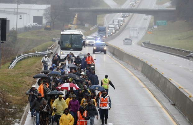 Why the Case for Resilience Applies As Much to Ferguson as It Does to Hurricanes