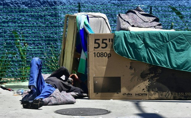 The White House Is Planning a Federal Intervention on California Homelessness