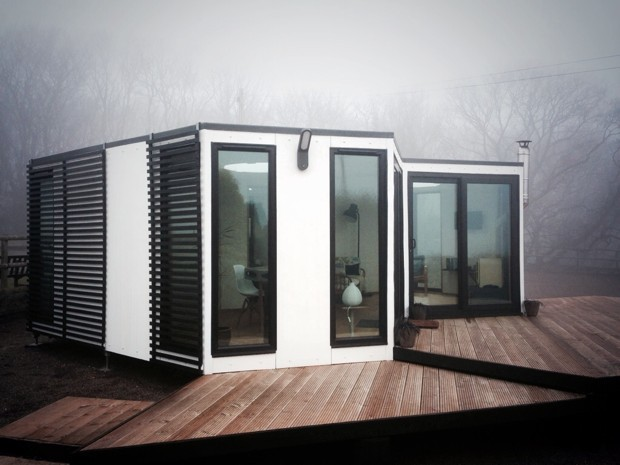 How Prefab Honeycomb Homes Could Help the Affordable Housing Problem