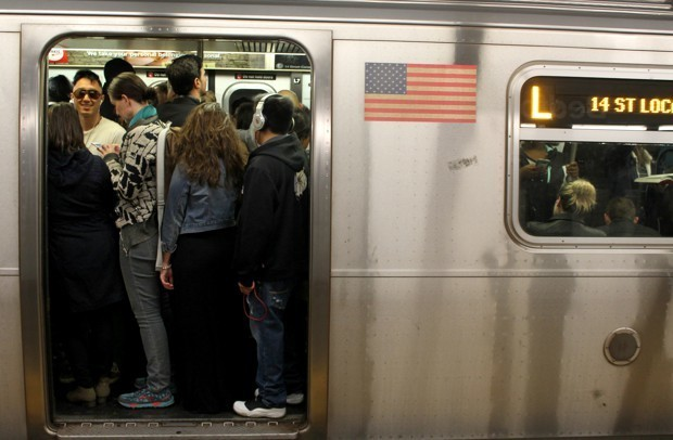 We Need to Talk About Farting on the Subway