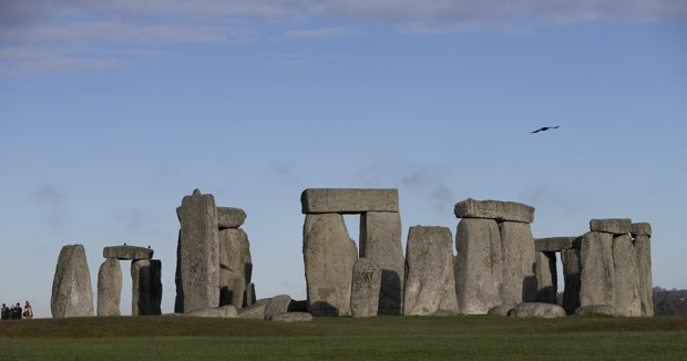 Scientists Discover Dozens of Monuments Hidden Below Stonehenge