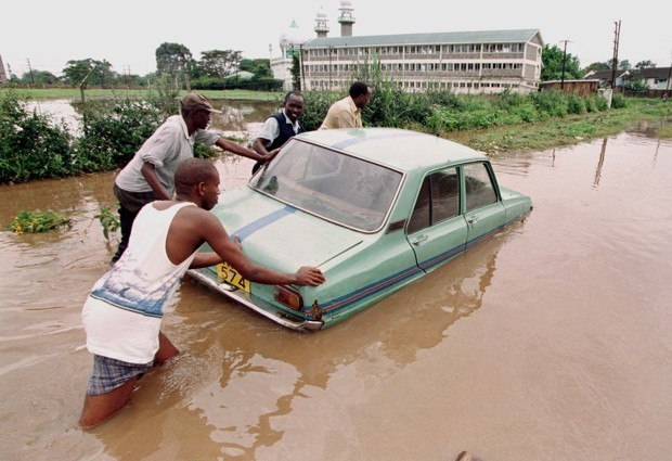 Mass Flooding Exposes Nairobi's Outdated Drainage Infrastructure