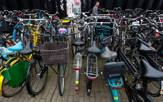 Why Pedestrians Feel Ignored in Bike-Happy Amsterdam