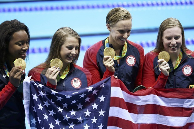 The U.S. Cities With the Most Olympic Medals