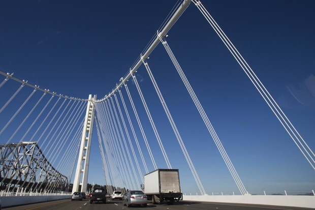 From $250 Million to $6.5 Billion: The Bay Bridge Cost Overrun