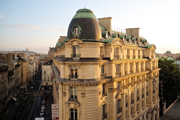 The Rent Is Now Somewhat Less High in Paris