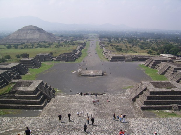 The Science of Cities Applies to Ancient Mexico, Too