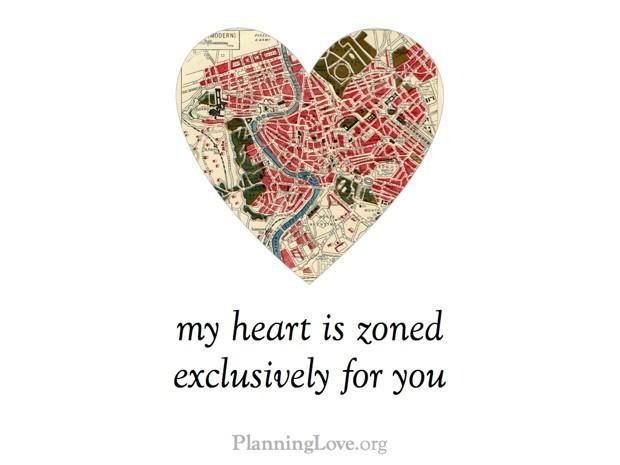 Valentines for Urban Planning Nerds