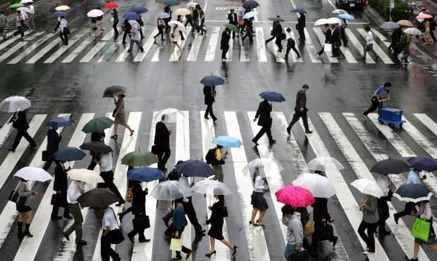 In the U.S., Walkability Is a Premium Good