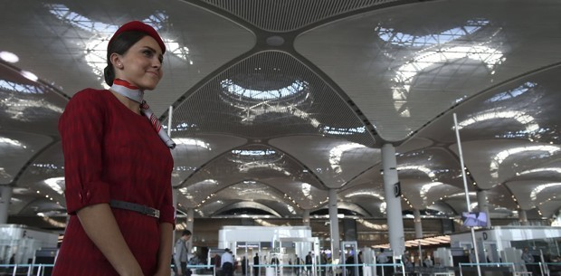 In 'Airports of the Future,' Everything New is Old Again