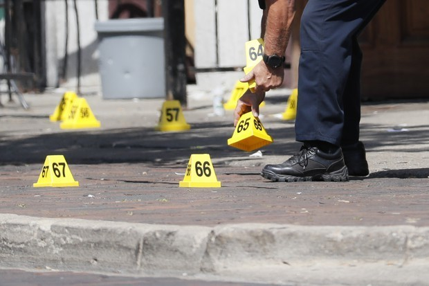 Mass Shootings Are Destroying Our Sense of Public Space