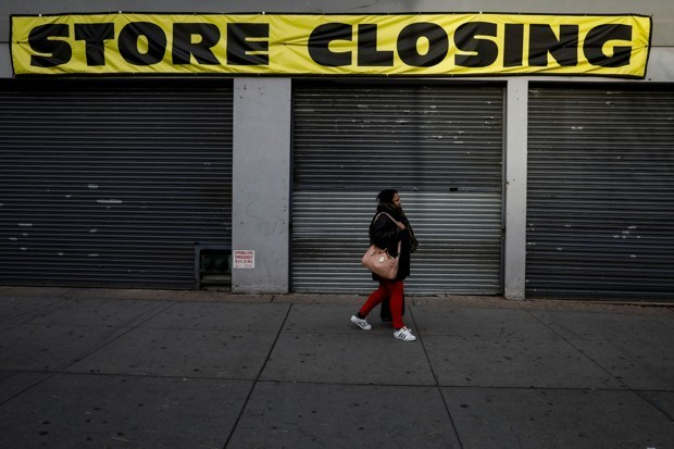 Empty Stores Are Killing New York City. Is This the Fix?
