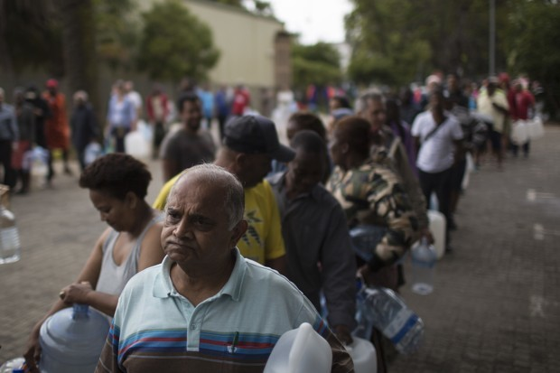 Cape Town's 'Day Zero' Water Crisis, One Year Later