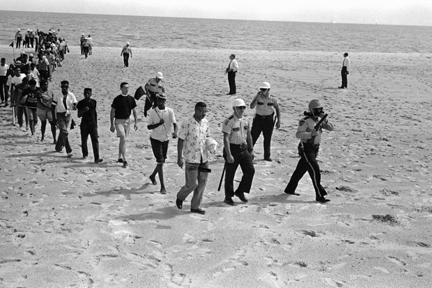 Remembering Beaches as Battlegrounds for Civil Rights