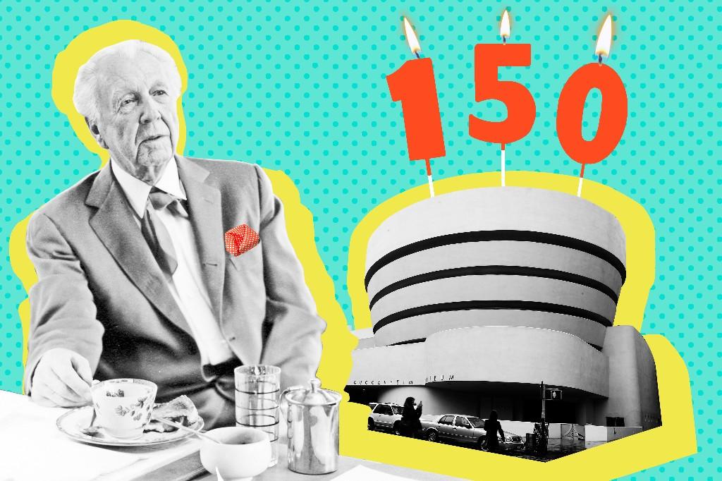 Frank Lloyd Wright's Greatest Urban Hits