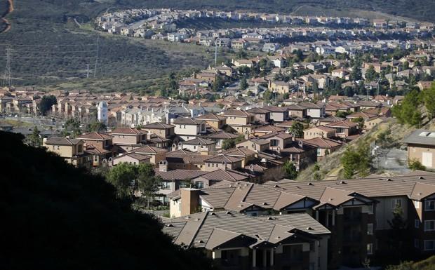 The Political Battle Over California's Suburban Dream