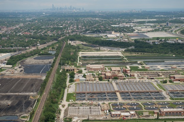 How Chicago Turns Sewage Into Power