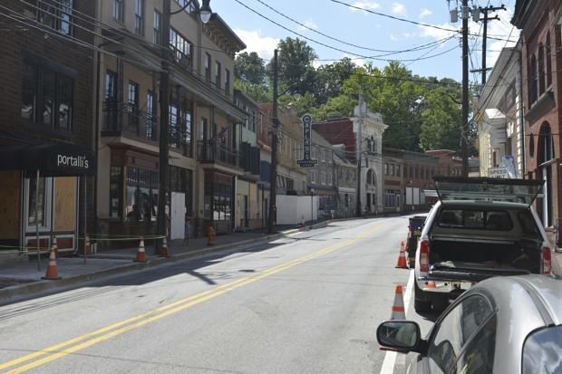 How Historic Ellicott City Plans to Survive the Next Flood