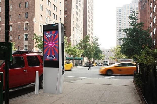Will New York City's Free Wi-Fi Help Police Watch Users?