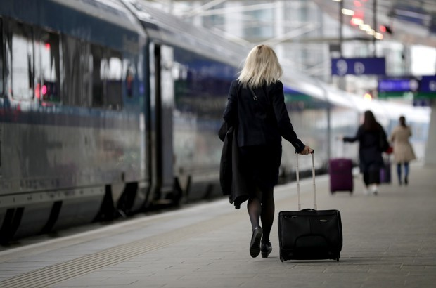 In Denmark's Train Dream, the Next Big City Is Only an Hour Away
