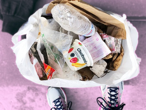 Pick Up Trash While You Exercise. It's Called Plogging.