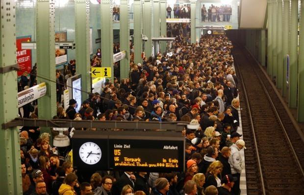 The Global Mass Transit Revolution