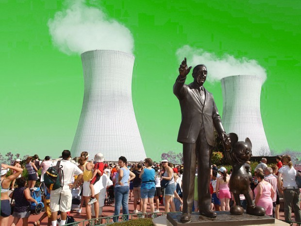 Disney World's Literal Nuclear Option, Explained