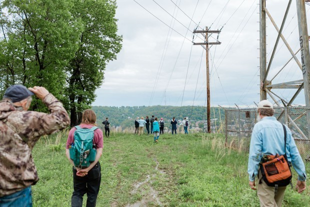 Turning a Vast, Post-Industrial Wilderness Into a Park in Pittsburgh