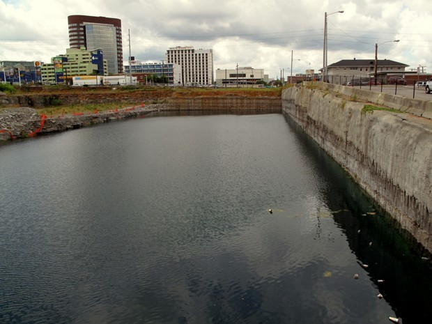 Stalled Development Created an Accidental Lake in Nashville