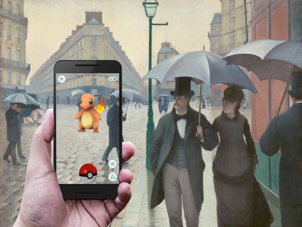 Pokémon Go Has Created a New Kind of Flâneur