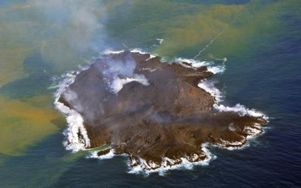 The World's Newest Island, Niijima